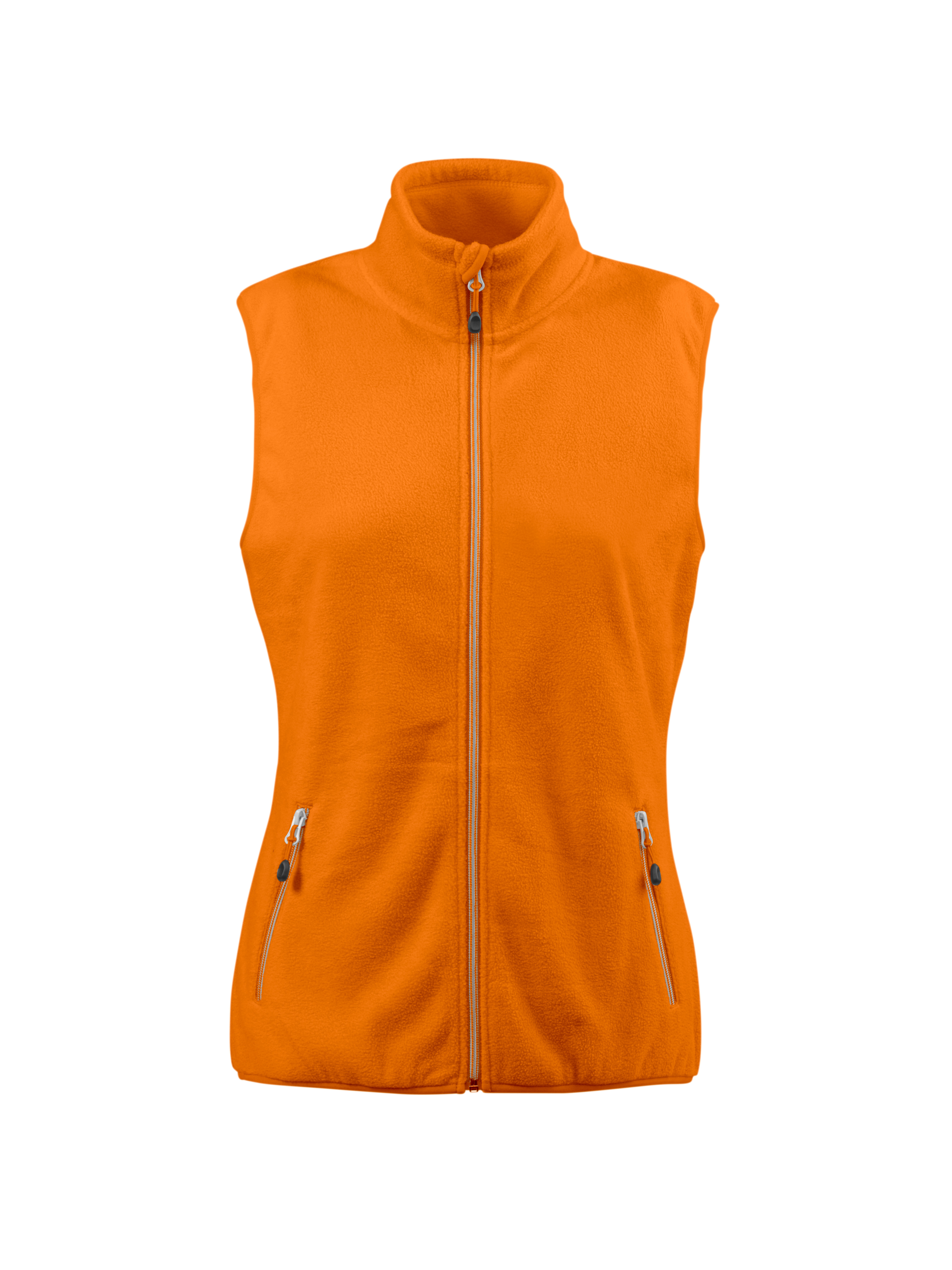 PRINTER SIDEFLIP LADY FLEECE VEST   - vrouwen