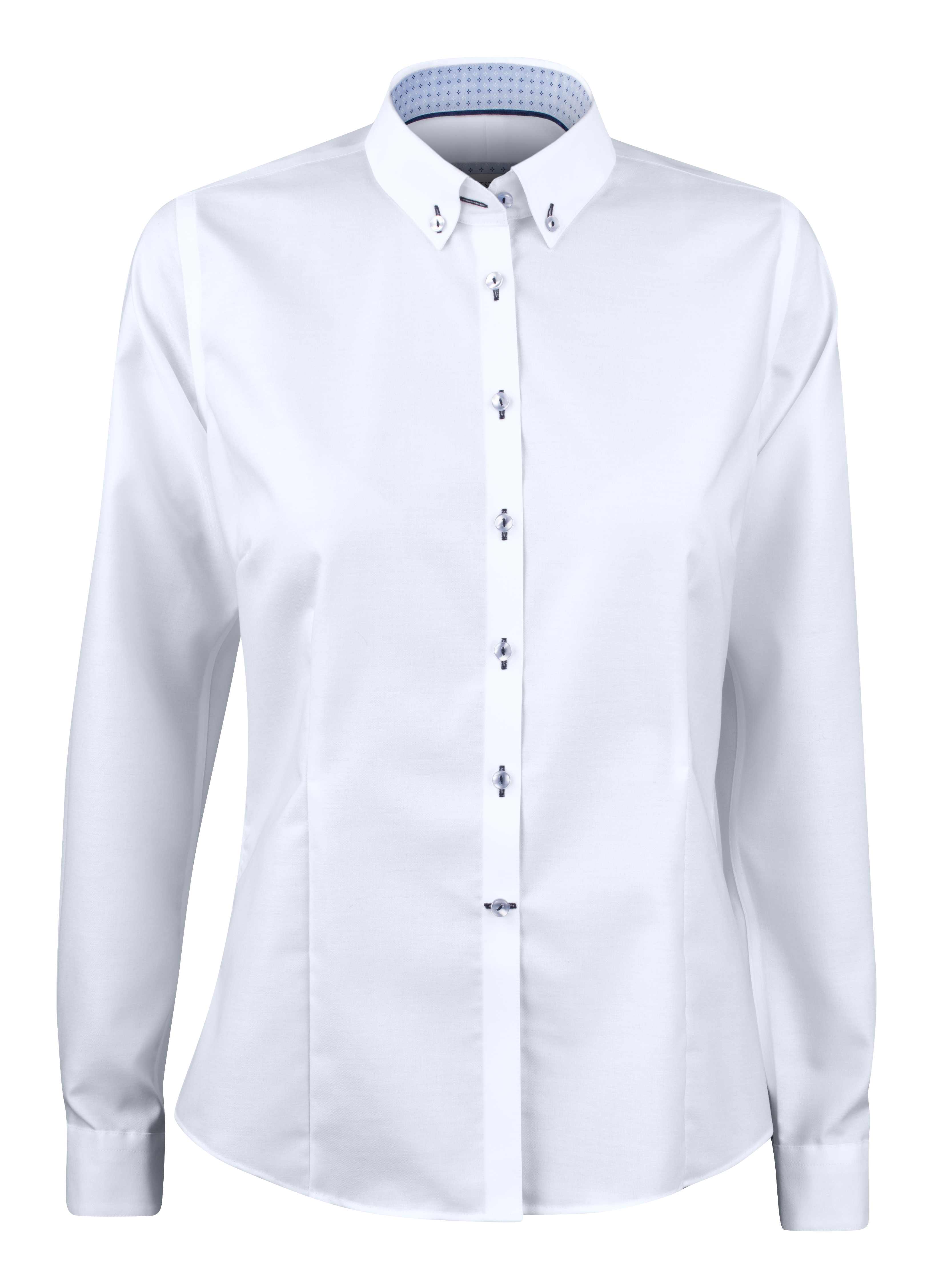 J. HARVEST & FROST RED BOW 121 WOMAN SHIRT - vrouwen